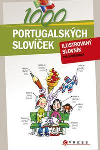1000 portugalských slovíček - Ilustrovaný slovník