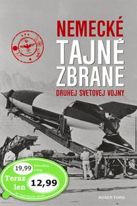 Nemecké tajné zbrane druhej svetovej vojny