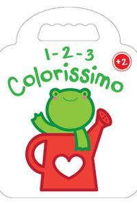 Colorissimo 1-2-3 Žába