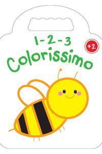 Colorissimo 1-2-3 Včela