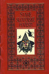 Staré slovenské povesti II. (červené)