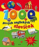1000 prvých anglických slovíčok - POŠKODENÁ