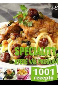 1001 receptů - Speciality s vtipem a fantazií