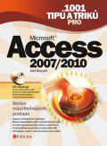 1001 tipů a triků pro Microsoft Access 2007/2010