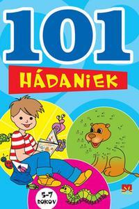 101 hádaniek - modrá