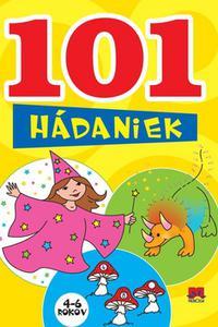 101 hádaniek - žltá