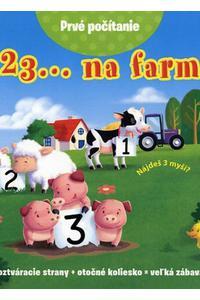 123... na farme - Prvé počítanie