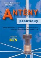 Antény prakticky popisy konstrukcí, parametry, principy funkce antén...