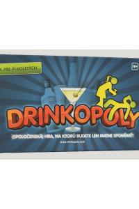 DRINKOPOLY - Hra pre plnoletých