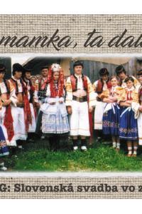 Slovenská svadba 2018