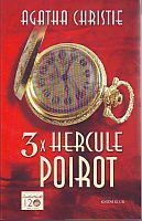 3 x Hercule Poirot