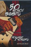 50 rokov bigbítu - DVD