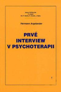 Prvé interview v psychoterapii