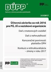 Daňový a účtovný poradca podnikateľa 2-3/2017