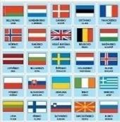 Pexeso - vlajky