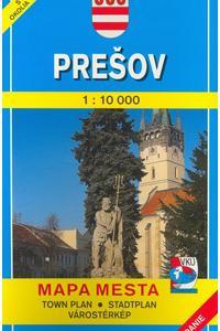 Prešov 1:10000