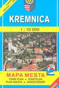 Kremnica 1 : 10 000