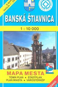 Banská Štiavnica 1 : 10 000