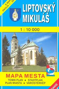 Liptovský Mikuláš 1 : 10 000