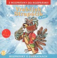 33 - Vrabčiak Strapáčik (Z rozprávky do rozprávky) - Audiokniha