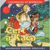 44 - Čert a Kača, Baba a čert (Z rozprávky do rozprávky) - Audiokniha