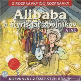 45 - Alibaba a štyridsať zbojníkov a iné (Z rozprávky do rozprávky) - Audiokniha