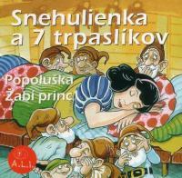 3 - Snehulienka a 7 trpaslíkov (Z rozprávky do rozprávky) - Audiokniha