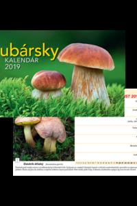 Hubársky kalendár 2019 - stolový