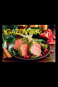 Nástenný kalendár Gazdinka 2019