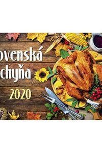 Slovenská kuchyňa 2020
