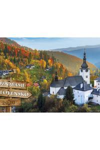 Spoznávame Slovensko 2020