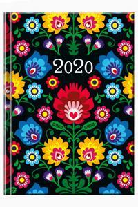 Diár Praktik kvety 2020
