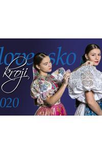 Slovensko v kroji 2020