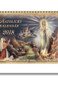 Katolícky kalendár 2018 stolový