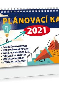 Plánovací kalendár 2021