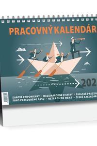 Pracovný kalendár 2021 malý