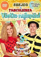 Smejko a Tanculienka: Všetko najlepšie! DVD