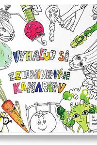 Vymaľuj si zeleninkových kamarátov