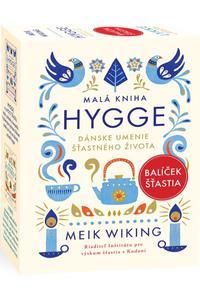 Balíček šťastia: Malá kniha hygge + Malá kniha lykke