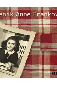 Deník Anne Frankové - Audiokniha
