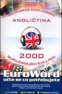 Euroword Angličtina - 2000 nejpoužívanějších slov