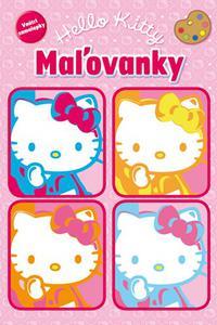 Hello Kitty - Maľovanky
