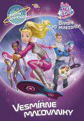Barbie vo hviezdach - Vesmírne maľovanky