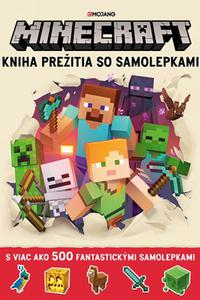 Minecraft - Kniha prežitia so samolepkami