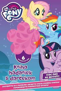 My Little Pony - Kniha hádaniek s darčekom