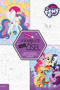 My Little Pony - Vyfarbujte podľa čísel