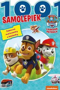 Labková patrola - 1001 samolepiek