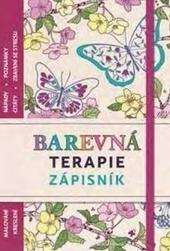 Barevná terapie Zápisník