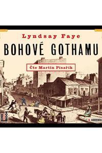 Bohové Gothamu - Audiokniha