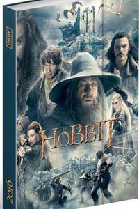 Hobbit - Magnetický diář 2016